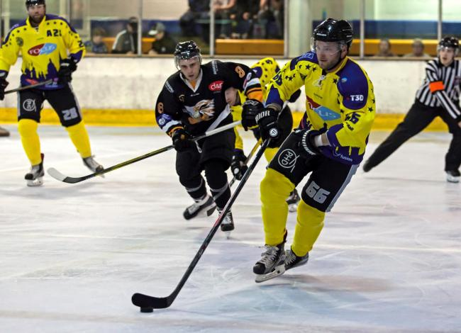 Joe Edwards has returned to Oxford City Stars after a brief spell with MK Thunder Picture: Kevin Slyfield