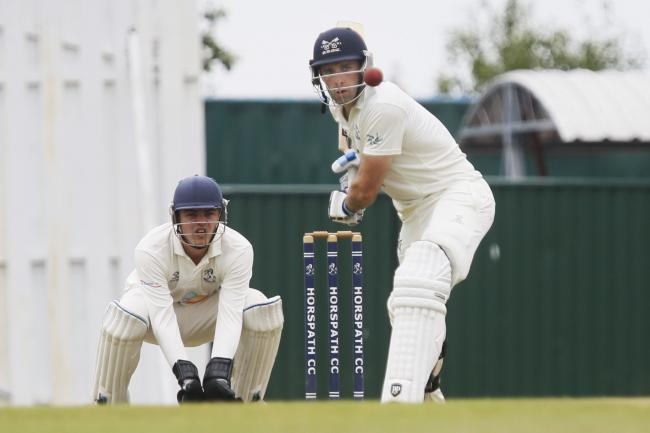Batsman Chris Watling says Aston Rowant have enough quality to push for a top-half finish in Division 1 Picture: Ed Nix