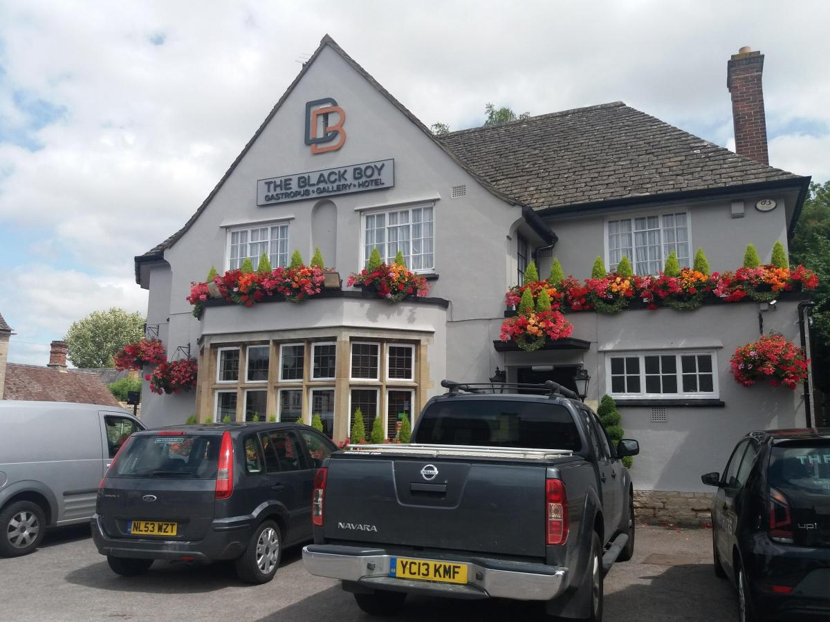 The Black Boy In Headington Has Reopened Bicester Advertiser