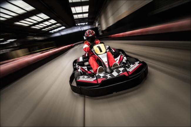 Indoor go-karting track to come to Bicester