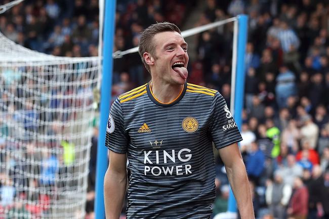 Sheffield-born Jamie Vardy is a Sheffield Wednesday fan and began his career at Hillsborough.