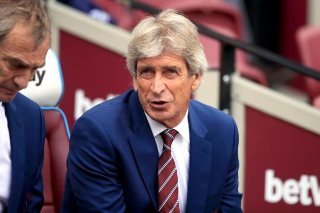 Manuel Pellegrini has warned his West Ham squad that they will face a tough match at Watford