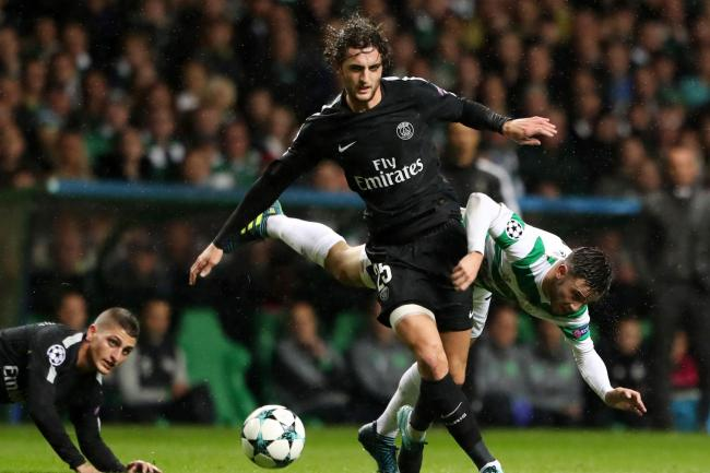 Adrien Rabiot could make his debut for Juventus as they face Parma