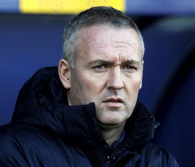 Paul Lambert. Picture: David Fleming