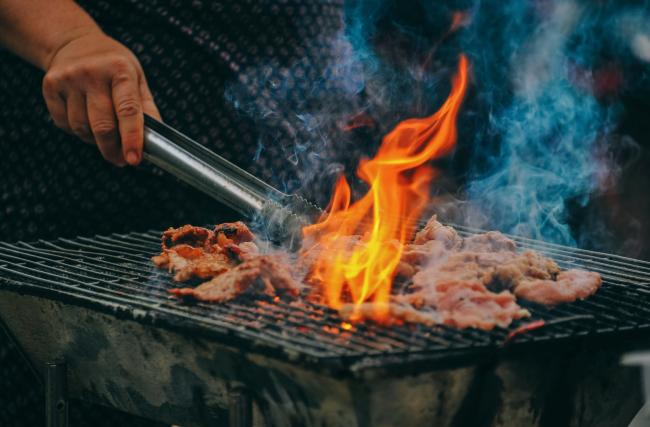 The fire service is focusing on restaurant safety in particular (stock image)