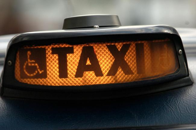 VOTE: Should we have CCTV in ALL taxis?