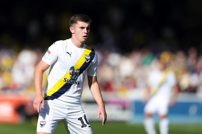 Ben Woodburn has made 13 appearances for Oxford United this season Picture: James Williamson