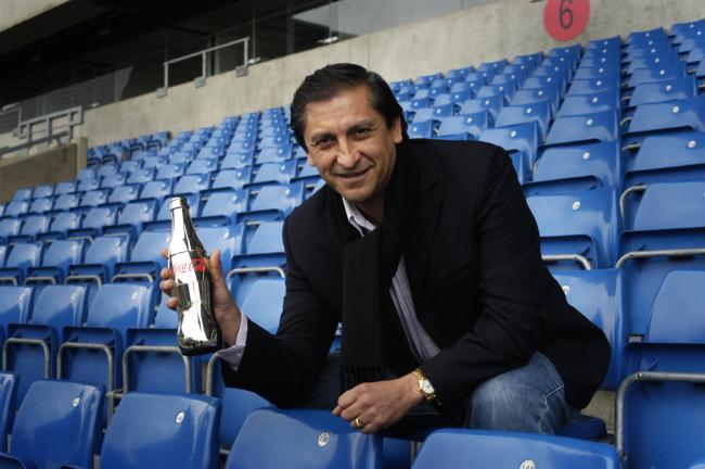 Ramon Diaz is still the last Oxford United boss to win a manager of the month award in the Football League