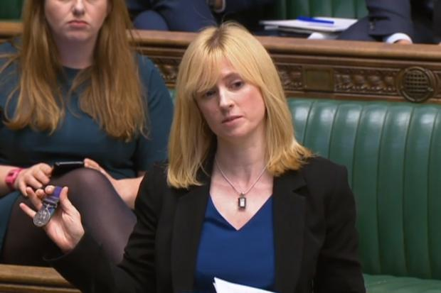 Labour's Rosie Duffield (PA)