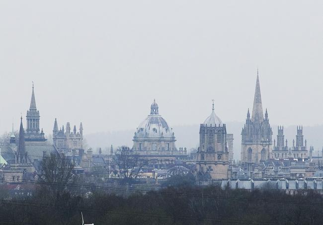 Oxford has toxic and illegal levels of air pollution