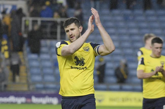 John Mousinho will stay at Oxford United next season  Picture: David Fleming