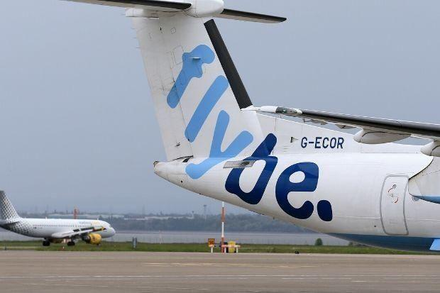 Flybe could return to airports across the UK in 2021 following rescue deal (Archive photo)