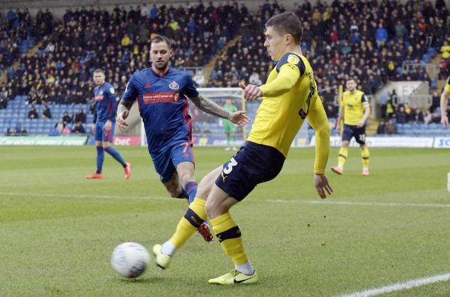 Josh Ruffels's boots attracted the highest bid among the Oxford United players   Picture: David Fleming