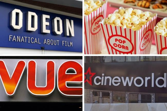 These are the cinema chains planning to reopen from July