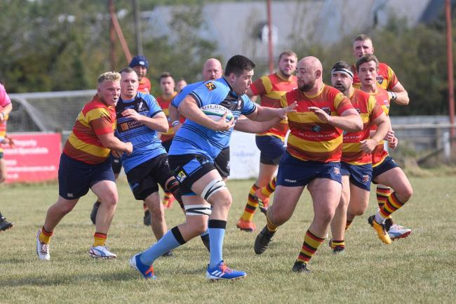 Oxfordshire's clubs now know the six-stage roadmap that will end in a return to competitive rugby Picture: Richard Cave