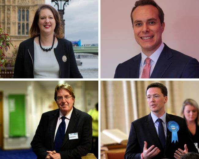 Four Oxfordshire Conservative MPs were among those who voted down plans to test NHS staff every week