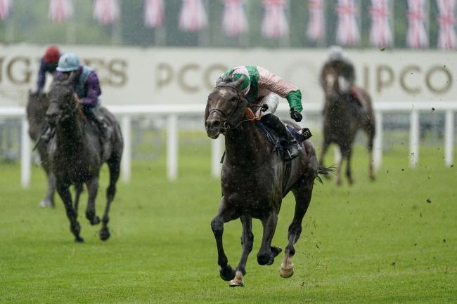 Highland Chief, ridden by Rossa Rya,n wins The Golden Gates Handicap during day three of Royal Ascot last month   Picture: Alan Crowhurst/PA Wire