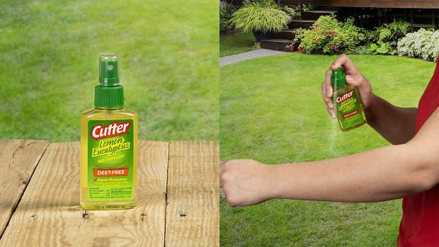 Bicester Advertiser: Ditch the horrible smelling insect repellents for one that's fragrant and offers up to six hours of protection. Credit: Cutter