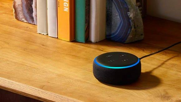 Bicester Advertiser: Best tech gifts 2020: Echo Dot (3rd Gen.) Credit: Amazon