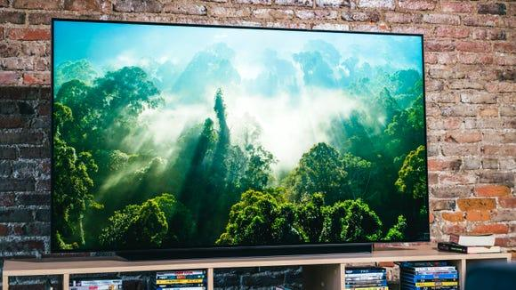 Bicester Advertiser: Best tech gifts 2020: 55-inch LG CX OLED TV Credit: Reviewed