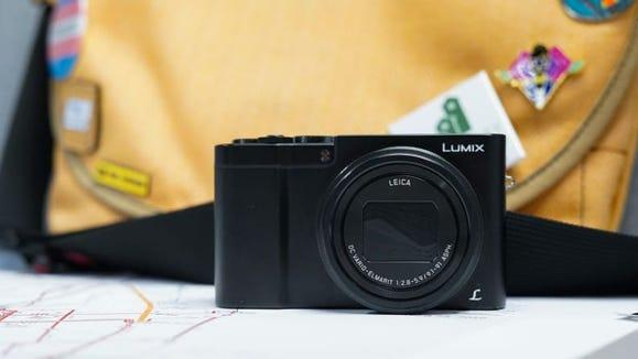 Bicester Advertiser: Best tech gifts 2020: Panasonic Lumix DMC-LX15 Credit: Reviewed