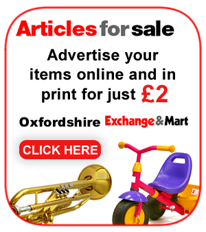 Bicester Advertiser: Buy and Sell