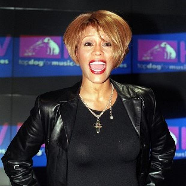 Bicester Advertiser: Whitney Houston died on the eve of the Grammy Awards