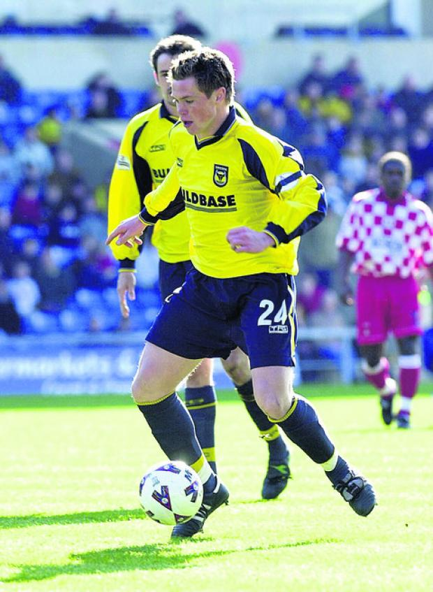 Simon King made just four appearances for the U's before he was released