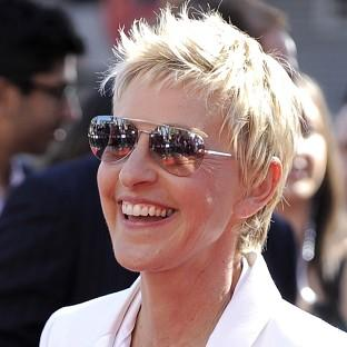 Ellen DeGeneres will be honoured with the Mark Twain Prize