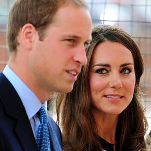 William and Kate will be among the members of the royal family joining the Queen on her royal barge during the River Thames pageant