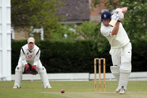 Bicester Advertiser: Robbie Eason saw Horspath home with 66 not out