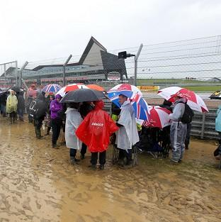 Silverstone says everyone with tickets for the British GP should be able to attend despite bad weather