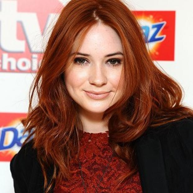 Karen Gillan was emotional filming her last scenes for Doctor Who