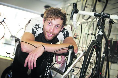 Kurt Grossmann of Beeline Cycle