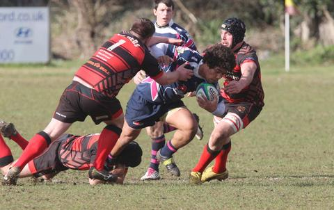 Sione Vaiomo'unga is back at Oxford Harlequins