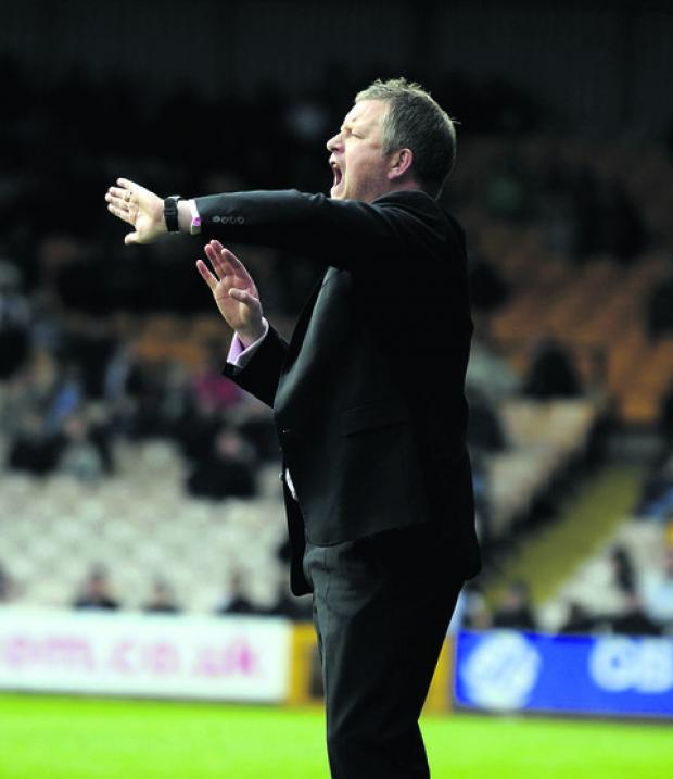 Chris Wilder is not expecting to be fending off transfer bids before tonight's deadline