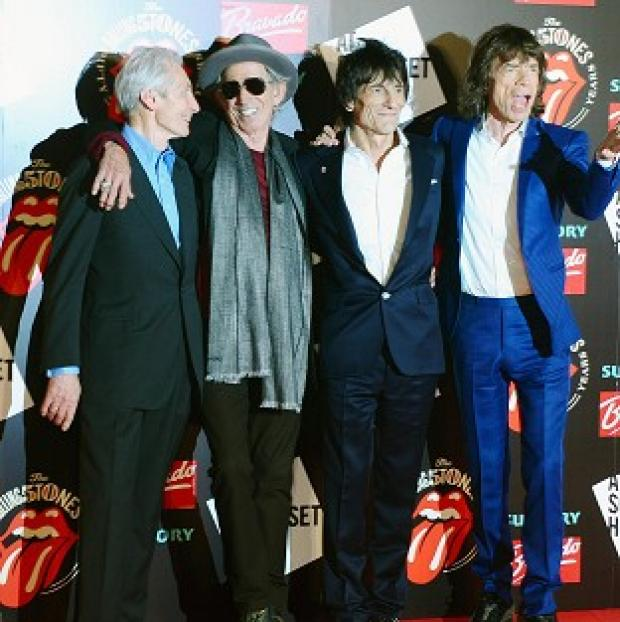 Bicester Advertiser: Rumours are growing that the Rolling Stones are to announce a series of live dates