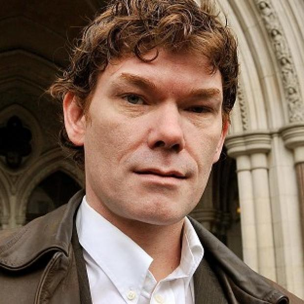 Gary McKinnon is accused of hacking into military computers in the US