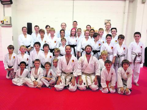 MARTIAL ARTS: New Abingdon club opens doors