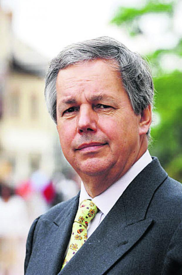 MP Sir Tony Baldry