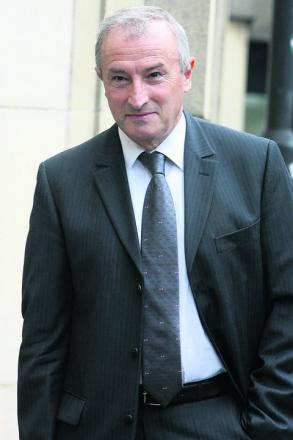 Jim Rosenthal resigned from the U's board last month