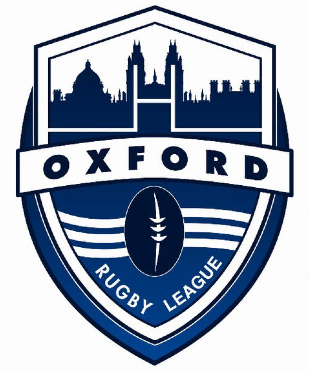 Oxford Rugby League's new logo