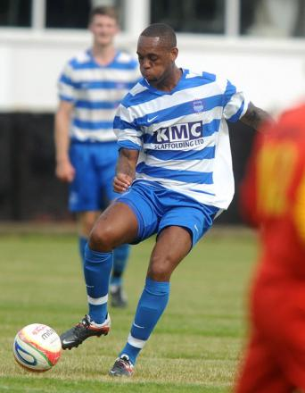 Ex-Oxford City midfielder Michael Alexis has recovered in time for North Leigh's trip to Yate Town tomorrow