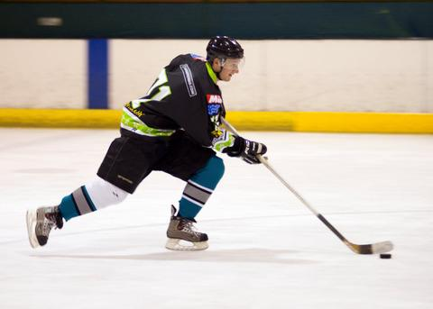 Dax Hedges won't be taking to the ice for Oxford City Stars against Bracknell Hornets