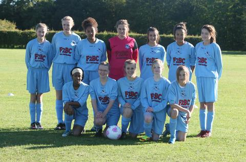 Oxford Bluebirds Under 15s