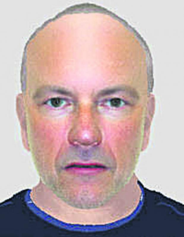 E-fit is released over burglaries