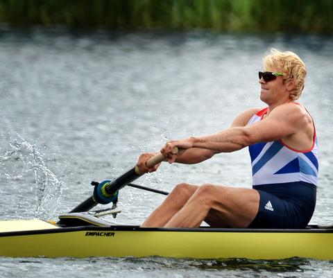 Oxford's Olympic gold medal-winning oarsman, Andy Triggs Hodge, is nominated in the sportsman of the year category, along with sprint hurdler Lawrence Clarke and cricketer Jack Brooks