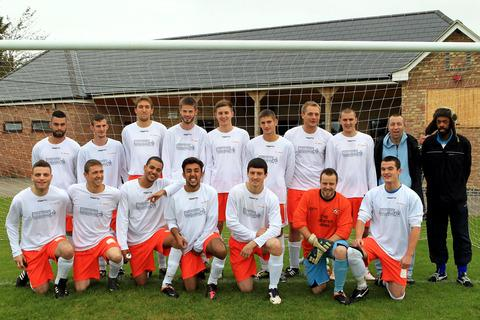 AFC Jericho, who beat Chinnor Exiles 7-2