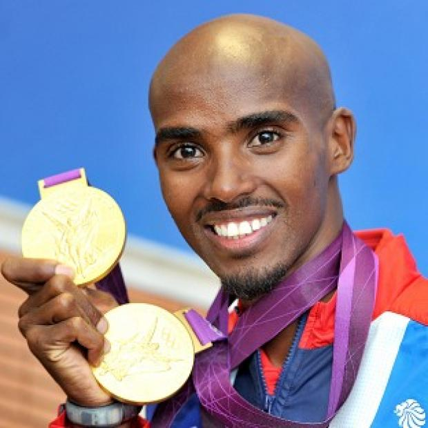 Bicester Advertiser: Mo Farah said it will be nice to 'compete in a different environment' when he takes part in the BBC's Superstars