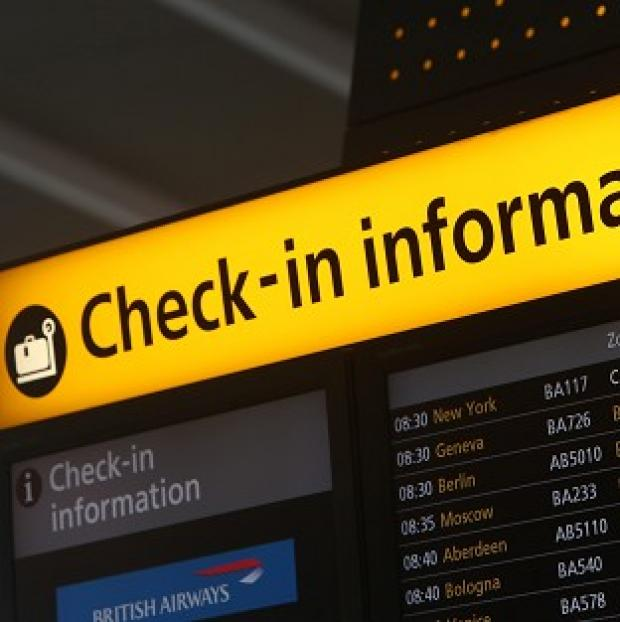 Heathrow and Gatwick airports said a number of flights to destinations across the continent had been cancelled because of walkouts in Europe
